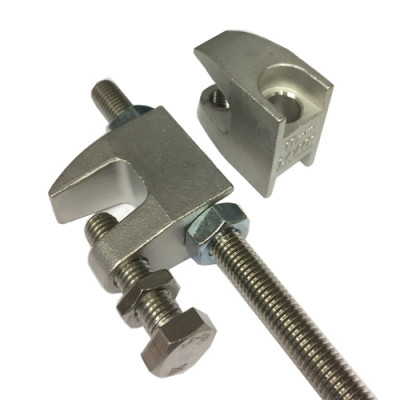 Premier Flange Clamps (A4 Stainless Steel)