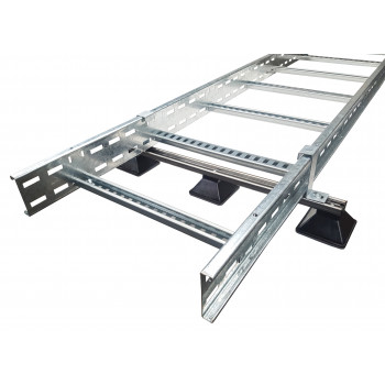 600mm Unitrunk Ladder Floor Assembly