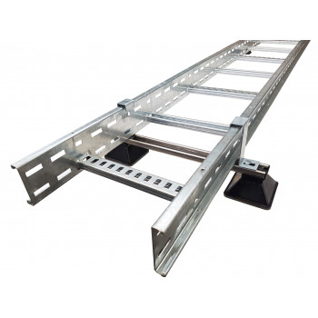 450mm Ladder Floor Assembly (Pre-Galv)