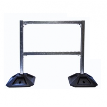 Strut-Pro H-Frame Set with Rubber Feet