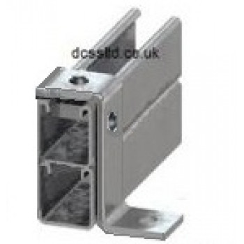 82mm Z Bracket - For (2 x 41mm Channel) - A4 Stainless